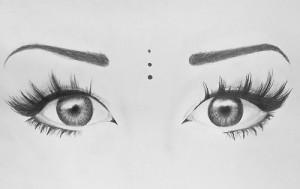 лечебная гимнастика цигун для глаз
