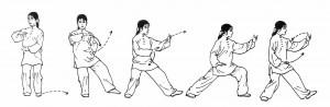 Тайцзицюань оздоровительная гимнастика