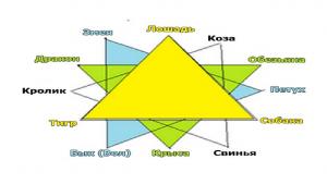 Китайский гороскоп по годам рождения