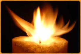 Медитация на горящую свечу